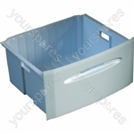 Freezer Drawer White 240mm High