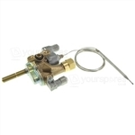 2 Ways Oven Thermostat With Valve