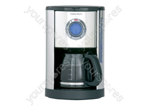 Accents Filter Coffee Maker 47078 by Morphy Richards