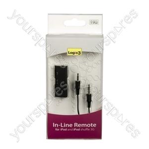 iPod Inline Remote Control