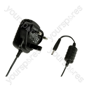 AC Adaptor for i-Station Traveller -  (UK Plug)
