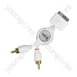 RCA Audio Cable for iPod