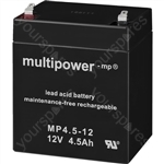 Lead Battery - Rechargeable Lead Battery, 12v