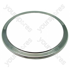 Tricity Bendix Silver Hotplate Sealing Ring