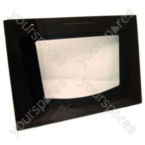 Door Glass Main Oven