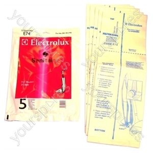 Electrolux Paper Bag - Pack of 5 (E74)