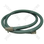 Electrolux Washing Machine Drain Hose - L: 2370