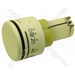 Tricity Bendix Washing Machine Timer Knob