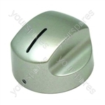 AEG Chrome Finish Cooker Control Knob