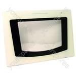 Door Glass Outer Top Oven