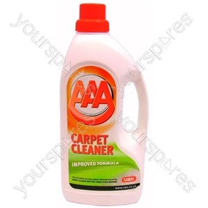 Carpet Cleaner Vax Aaa 3 In 1 Models 1.5l