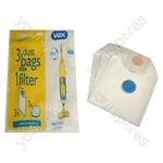 Paper Bags Vax Sahara X 3 Gen