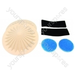 Vax Vacuum Cleaner Filter Kit