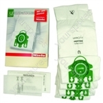 Miele Type U Upright Vacuum Cleaner Microfibre Dust Bags
