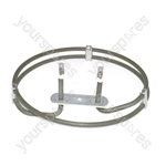 Belling Replacement Fan Oven Cooker Heating Element (1600w) (2 Turns)