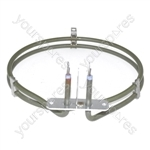 Creda Replacement Fan Oven Cooker Heating Element (2000w) (2 Turns)