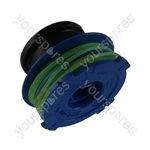 Flymo XLT20001 Spool & Line 2mm Flymo Strimmer