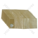 Trewax UPV550 Vacuum Cleaner Paper Dust Bags