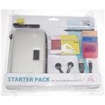 Logic3 DSX642PK - DSi XL Starter Pack - Silver