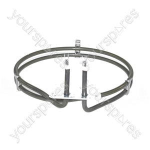 Homark Replacement Fan Oven Element (2000w) (2 Turns)