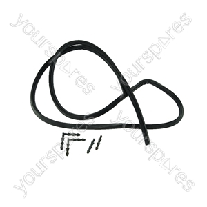 Universal Oven-Cooker-Grill Door seal 3 Sided