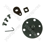 Hotpoint Tumble Dryer Drum Shaft Kit (V4)