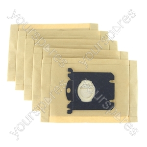 Electrolux Excellio Vacuum Cleaner Paper Dust Bags