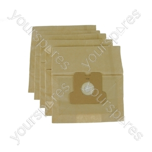 Hoover Compact Vacuum Cleaner Paper Dust Bags