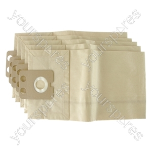 Nilfisk Gd1000 Vacuum Cleaner Paper Dust Bags