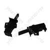 Indesit Washing Machine Carbon Brushes and Holder - Pack of 2