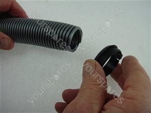 Miele hose with collar 1