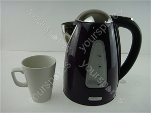 Kettle & cup
