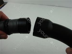 Miele hose & curved end 2